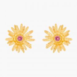 Flower Of Love Stud Earrings