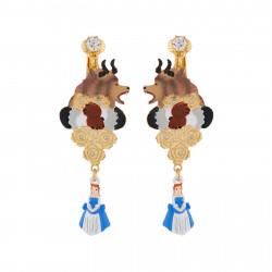 Clip-on Earrings The Beast...