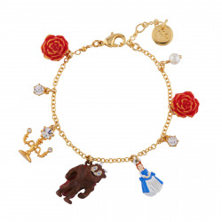Charm Bracelet Beauty And...