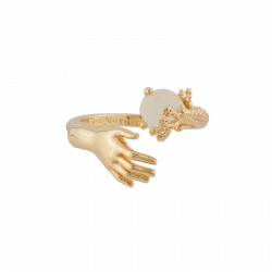 Adjustable Ring Hand And...