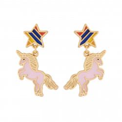Girly Unicorn Earrings