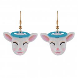 Earrings Small Harmless Sheep