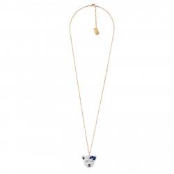 Long Necklace Dozy Polar Bear