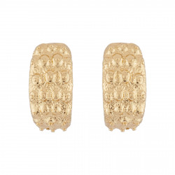 Fossilized Corals Earrings