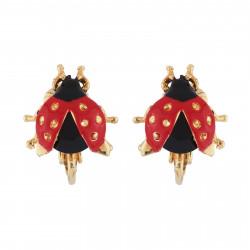 Clip-on Earrings Ladybug...