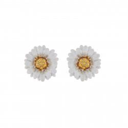 Small Daisy Earrings
