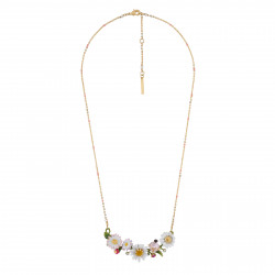 Necklace Branch Of Daisies...