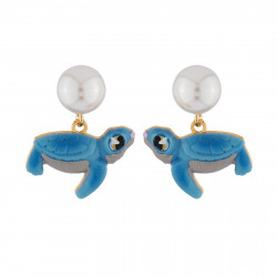Earrings Small Turtle