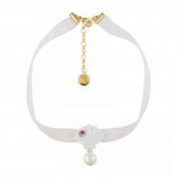 Choker Necklace Sparkling...