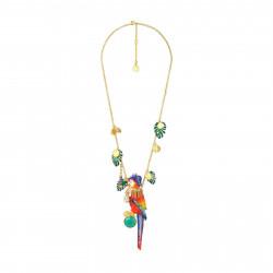 Necklace Jack The Parrot,...