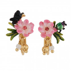 Clip-on Earrings With...