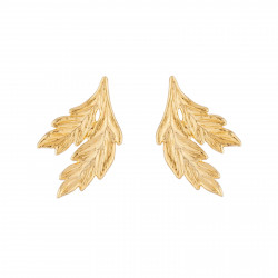 Ear Of Wheat Stud Earrings