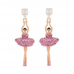 Pink Rhinestone Ballerina...