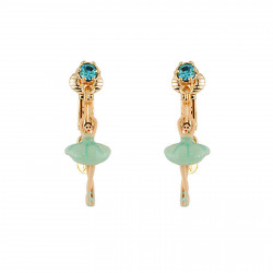 Clip-on Earrings With Mini...
