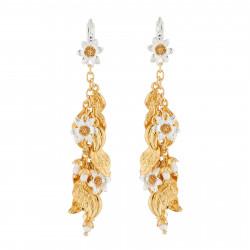 Jasmin Dangling Earrings