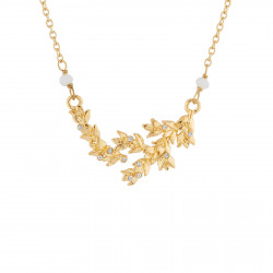 Laurel Leaves Necklace