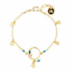 Moon Charms Bracelet