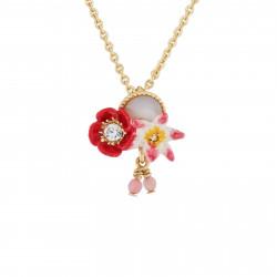 Poppy, White Flower And...