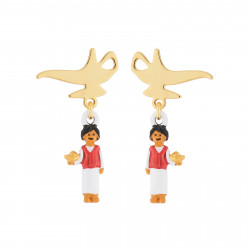 Aladdin's Magic Lamp Stud...