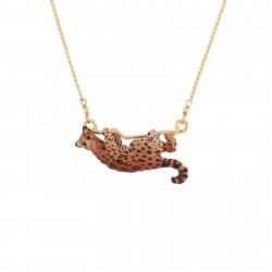 Wild Ocelot Long Necklace