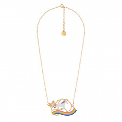 Necklace With Unicorn...