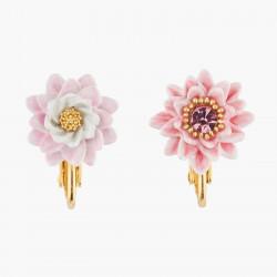 Water Lilies Clip-on Earrings