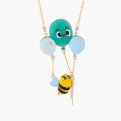 Honeybee And Balloons...