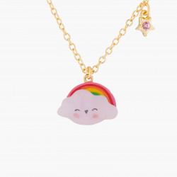 Cloud And Rainbow Pendant...