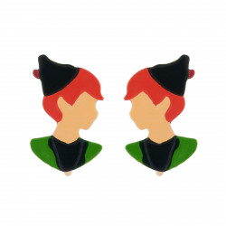 Peter Pan Face Clip-on...