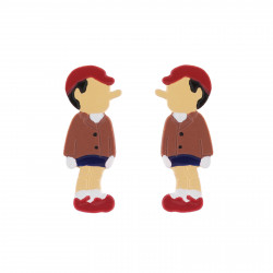 Pinocchio Earrings