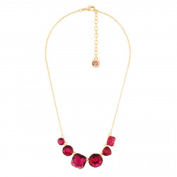 Necklace With 6 Garnet...