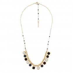 Multi Little Stones Necklace