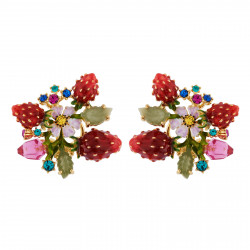 Royal Garden Bunch Earrings
