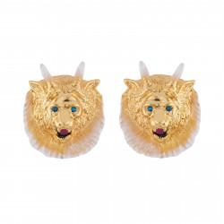 Clip-on Earrings The Beast