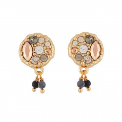Earrings Gold Nugget And...