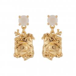 Earrings With Eye Of A...
