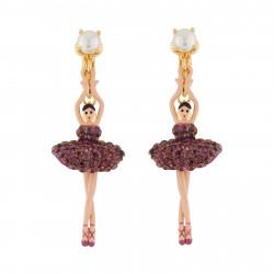 Clip-on Earrings Ballerina...