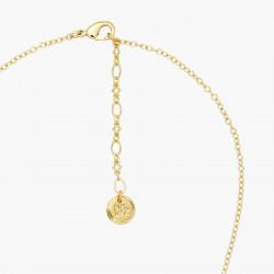7 Crystal Stones Earrings