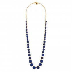 De Luxe Long Necklace With...