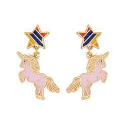 Girly Unicorn Earrings