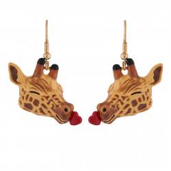 Loving Giraffe Earrings