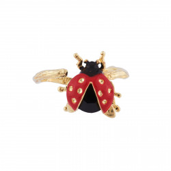 Golden Spots Ladybug...