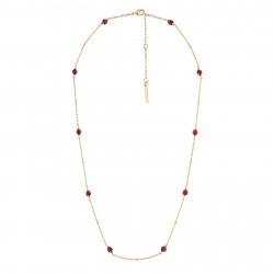 Necklace With Ladybugs