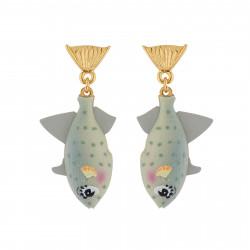 Pretty Trout Earrings