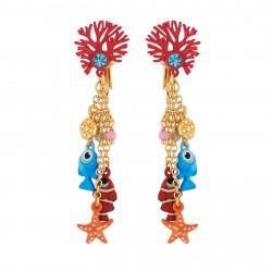 Clip-on Earrings Branch Of...