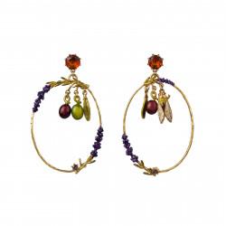 Olives, Cicada And Lavender...