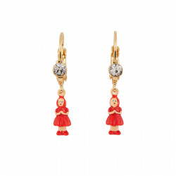 Earrings Featuring A...