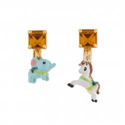 Mini Elephants And Carousel...