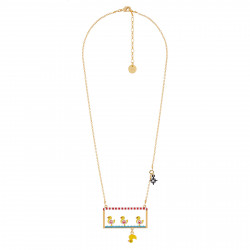 Duck Shooting, Bang! Necklace
