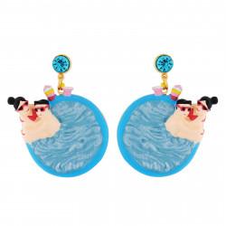 Clip-on Earrings Romantic...